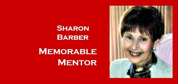 Sharon Barber - Memorable Mentor
