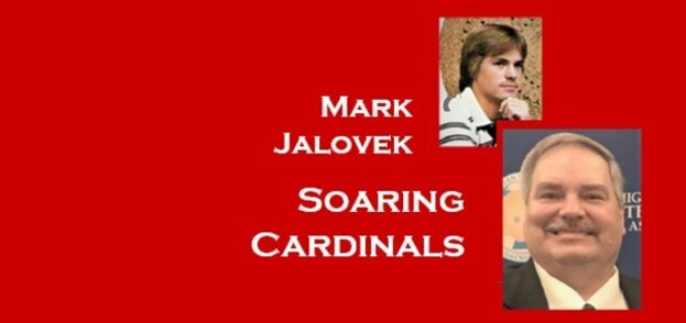 Mark Jalovek - Soaring Cardinals